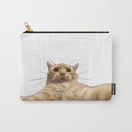 Cat Selfie Carry-All Pouch