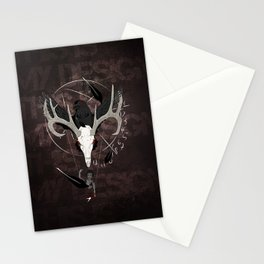 Ravenstag Stationery Cards