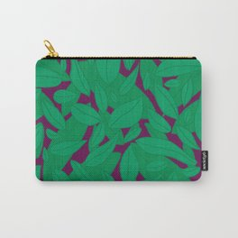 Feuilles volantes I Carry-All Pouch