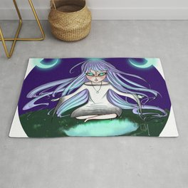 Moon Witch Rug
