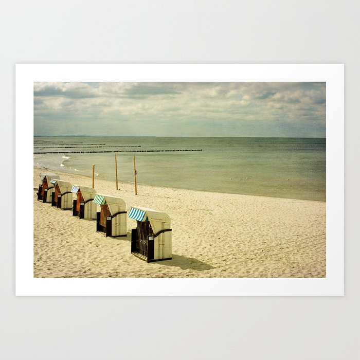 Baltic Sea Art Print