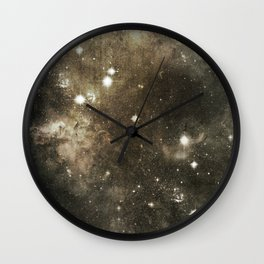 Southwest Space Wall Clock
