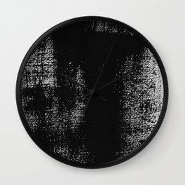 Darkness Descends Wall Clock