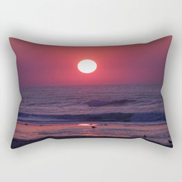 South Carolina Sunrise Rectangular Pillow