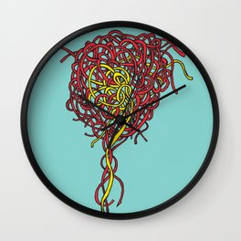 Mind Knot Wall Clock