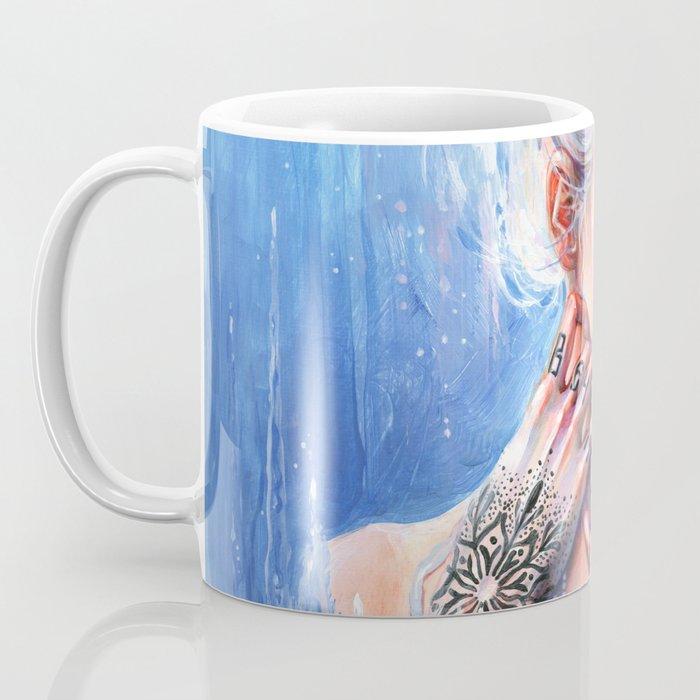 THE MIRROR OF REASON Coffee Mug