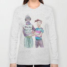 Space spouses Long Sleeve T-shirt