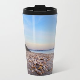 Rocky Beach Travel Mug