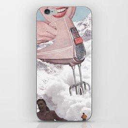 Doris Whisker iPhone Skin