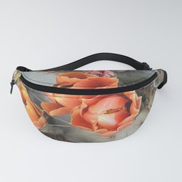 Cactus Blooms Fanny Pack