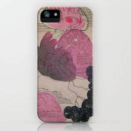 Memoria del desplazamiento iPhone Case