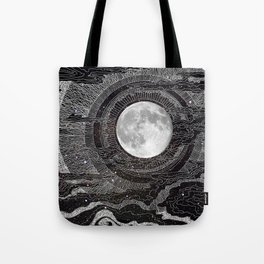 Moon Glow Tote Bag