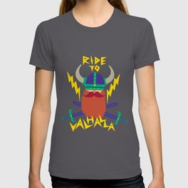 Ride to Valhalla T-shirt
