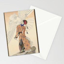 Vintage Illustration/1001 Nights/ Kay Nielsen_1 Stationery Cards