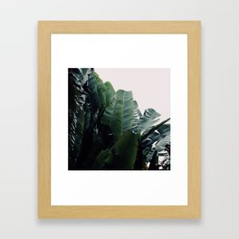 Through Thick and Thin Framed Art Print