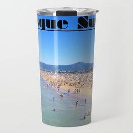 A BASQUE SUMMER Travel Mug