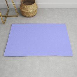 Pastel Periwinkle Blue Rug