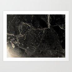 in·dis·tinct Art Print