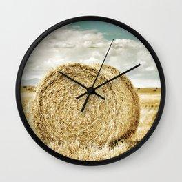 Come Full Circle Wall Clock