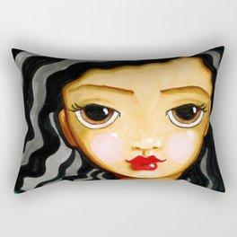 """frankie"" Rectangular Pillow"