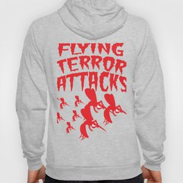 Mosquito Insect Comic Flying Terror Funny Blood Sucker Gift idea Hoody