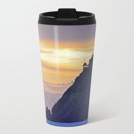 Sunset on the islands Travel Mug