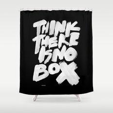 NOBOX Shower Curtain