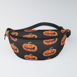 Jack O' Lantern Halloween Pumpkin Fanny Pack