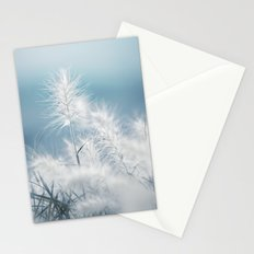 the art of a soft landing Stationery Cards