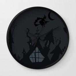 NIGHTMARE WITCH Wall Clock