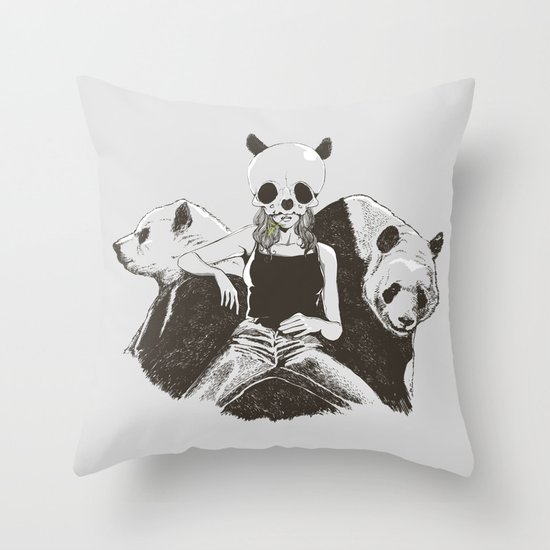 Love Love Lover Throw Pillow