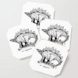 Figure One: Stegosaurus Coaster