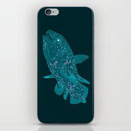 Coelacanth iPhone Skin