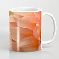 jewish Mugs featuring Gentle Petals by Brown Eyed Lady