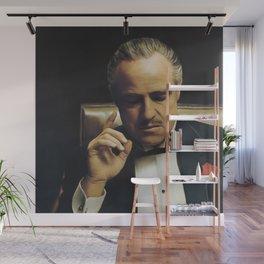 Godfather - Vito Corleone - Mafia - Italian Wall Mural
