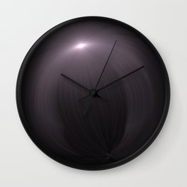 Firework Wall Clock