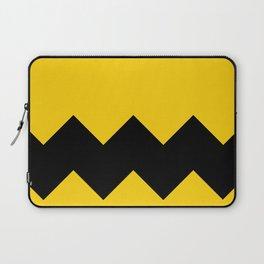 Be Charlie Brown Laptop Sleeve