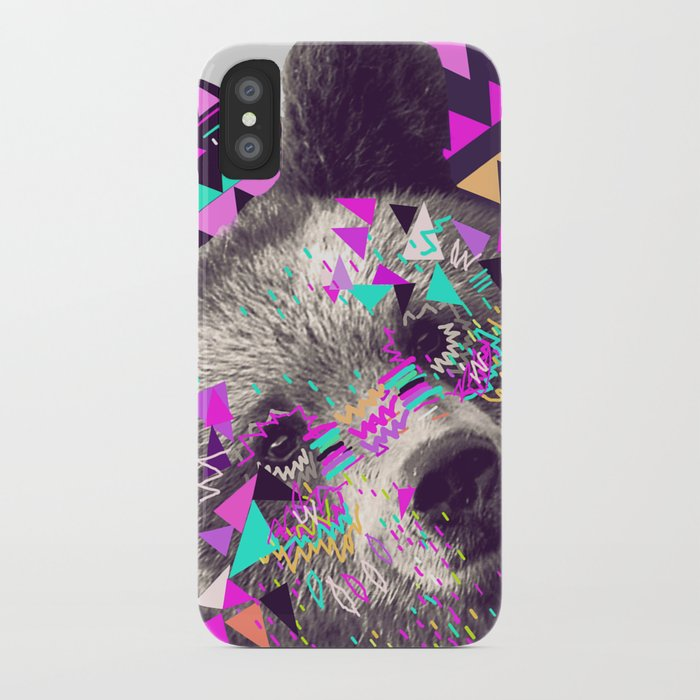 Piñata BEAR  iPhone Case