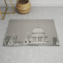 St. Pauls Cathedral London Rug