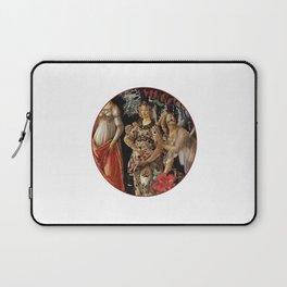 Zodiac art: virgo Laptop Sleeve