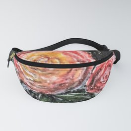 Rose In Light Fanny Pack