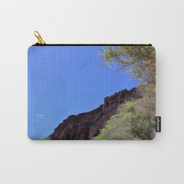 cliffside makena state park Carry-All Pouch