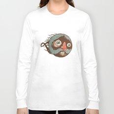 SuperMustacheMan Long Sleeve T-shirt