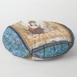 El Santo Nino De Atocha Floor Pillow