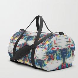 Confetti Moth Duffle Bag