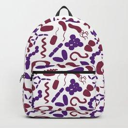 Gram Stain - Unlabeled Backpack