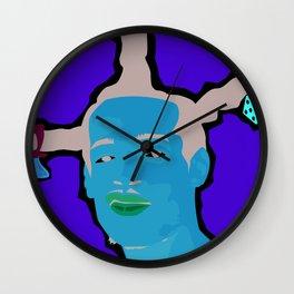 Loc Dog Wall Clock