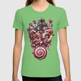 Fairground Girl T-shirt