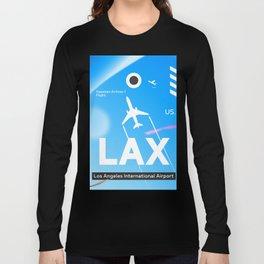 LAX Los Angeles airport Long Sleeve T-shirt