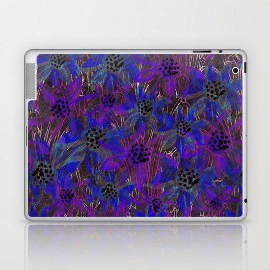 Cobalt Gazania Laptop & iPad Skin